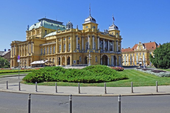 Pick up in the morning in your accommodation, nice drive to Zagreb, Capital of Croatia. Free time for exploring city and the canal. Afternoon pick up and drive back.