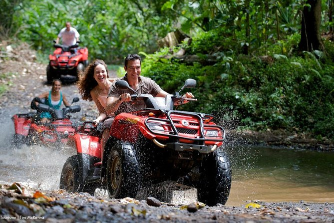 TOUR INFORMATION<br><br>The ATV - quad Safari is a adrenaline and exciting driving sport with 4-wheel engines, sometimes muddy, sometimes wet streams made in a completely landscape and nature-filled environment. you don't need to know how to drive or have a driver's license.<br><br>After a few minutes of brief information and introduction, you will be able to master the Atv Motor after a few minutes of immersion and trial driving.<br><br>ATV motor safari tours 4x4 ATV trips<br><br>Do you want to live a day full of nature, scenery, fresh air, adrenaline and excitement in Antalya Kundu ?<br><br>With ATV quad Safari you will get away from the noise and stressful environment of the city, renew yourself with nature, reinforce your friendships and have a wonderful time with your loved ones.