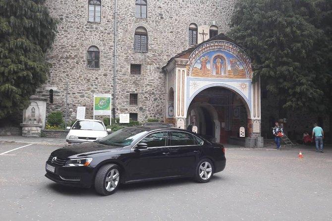 Transfer from Thessaloniki to Sofia, Salonica, Grécia