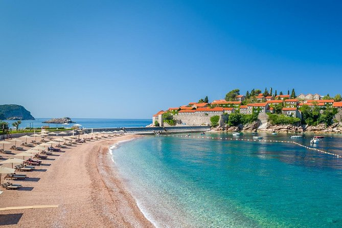 Enjoy a smooth transfer from Tivat to city of Budva, taking you through a region of beautiful coastline in stile and comfort.