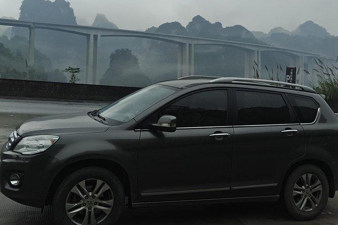 Taiyuan Wusu Airport(TYN) To Pingyao Hotel and stops Family Qiao Courtyard, Taiyuan, CHINA