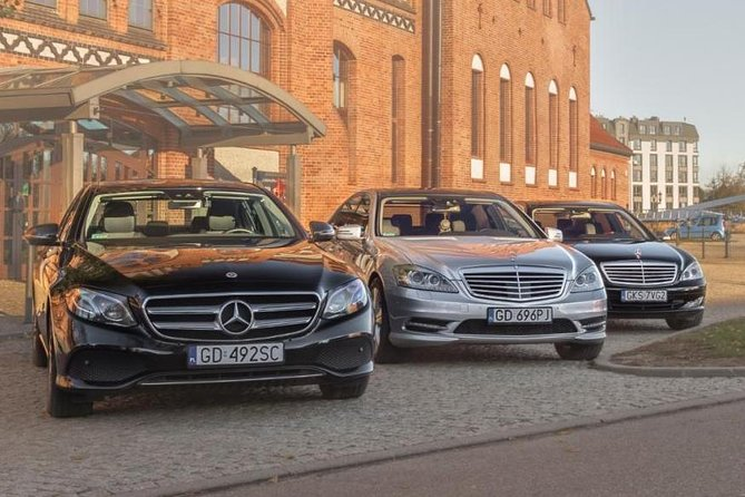 Gdansk Airport Transfers : Gdansk Airport GDN to Kartuzy in Luxury Car, Gdansk, Poland
