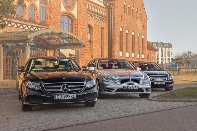 Gdansk Airport Transfers : Gdansk Airport GDN to Chojnice in Luxury Car, Gdansk, Poland