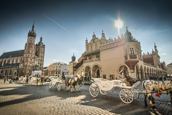 Private transfer from Warszawa to Krakow, Varsóvia, POLÔNIA