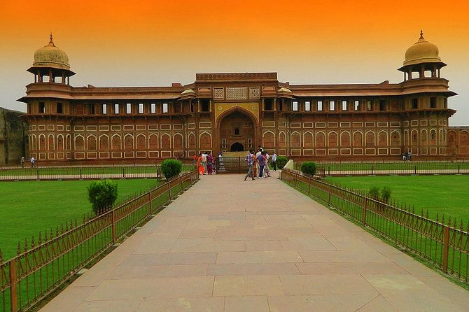 Private AGRA Sightseeing by Luxury Vehicle, ,