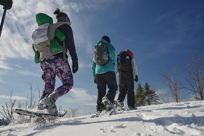 In the company of a guide, snowshoeing is a classic way to discover the sublime snowy landscapes of the Mont-Tremblant region. Depending on your skill level, your motivation and your physical abilities, we will help you choose the winter trail best adapted for you and the adventures you seek.