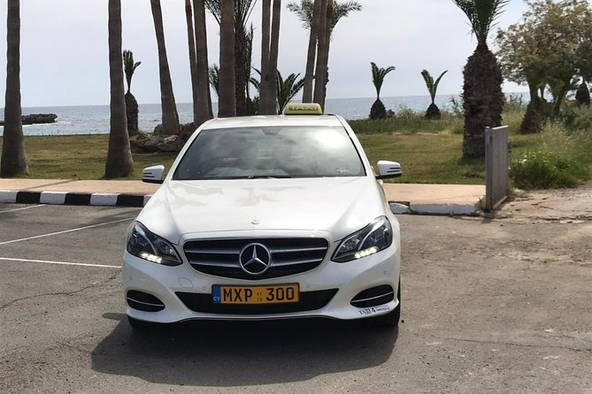 Larnaca Airport Private Transfers to Ayia Napa 1-4 passengers, Larnaca, CHIPRE
