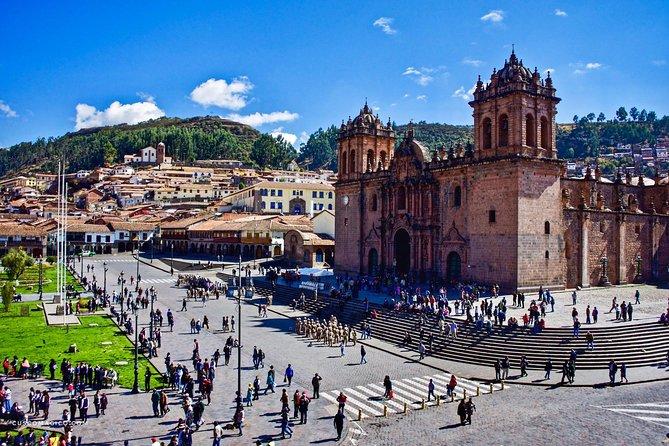 Afternoon: half day Cusco city tour, Cusco, PERU
