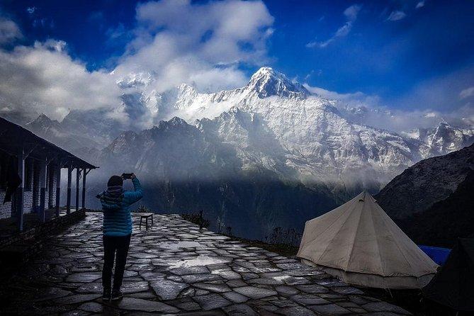 Mardi Himal trek, Pokhara, Nepal