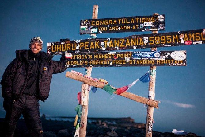 8 Days Kilimanjaro Trek, Lemosho Route, Arusha, TANZANIA