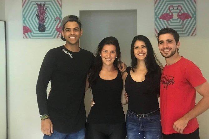 Salsa and bachata private classes, Medellin, COLOMBIA