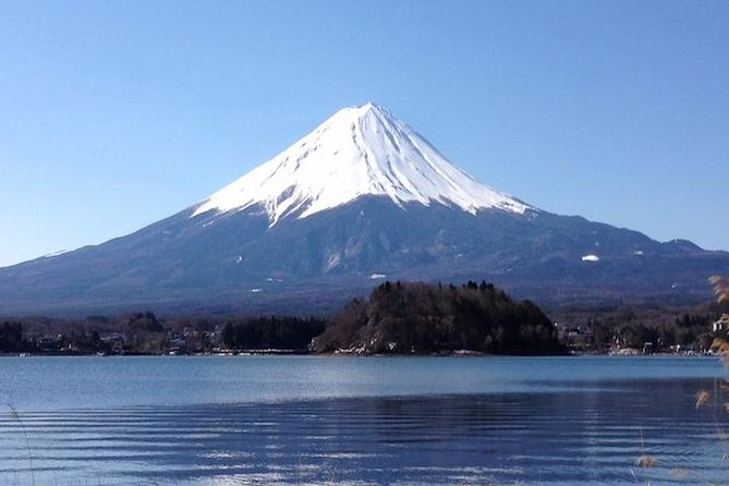 Make your trip to Japan and even more special one with this tour!<br><br>After your relaxing trip of Hakone, why don't you take a trip to Mt. Fuji, Japan's pride and joy.<br><br>You don't have to stress about the transportation. Everything will be organized from our side.<br><br>On the day, the driver will pick you up from your hotel your staying in Hakone and take you Mt. Fuji, The Hyoketsu Ice Cave, and the Kawaguchiko Lake, and at the end of the trip the driver will drop you off at the Mishima Station where you can take the bullet train back to Tokyo or to Kyoto.