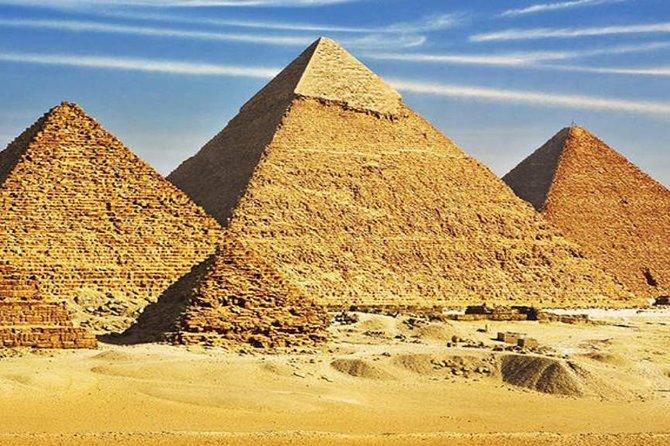 Tour to Pyramids & The Egyptian Museum, Guiza, EGIPTO