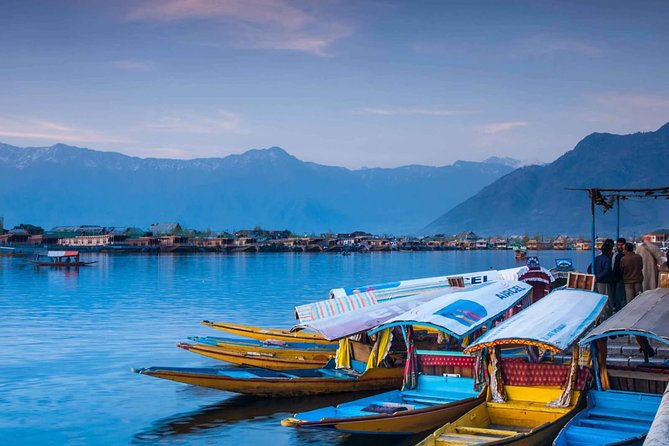 02 Nights and 03 Days Kashmir Package<br> • Kashmir Packages 02 Nights & 03 Days <br> • 02 Night Stay In Deluxe Houseboat / Hotel <br> • Shikara Ride <br> • Srinagar Local Sight seen <br> • Pahalgam Day Trip <br> • Aru Betaab and Chandwari Sightseen <br> • Breakfast & Dinner <br> • Toll Taxes Parking <br> • Driver allowances.