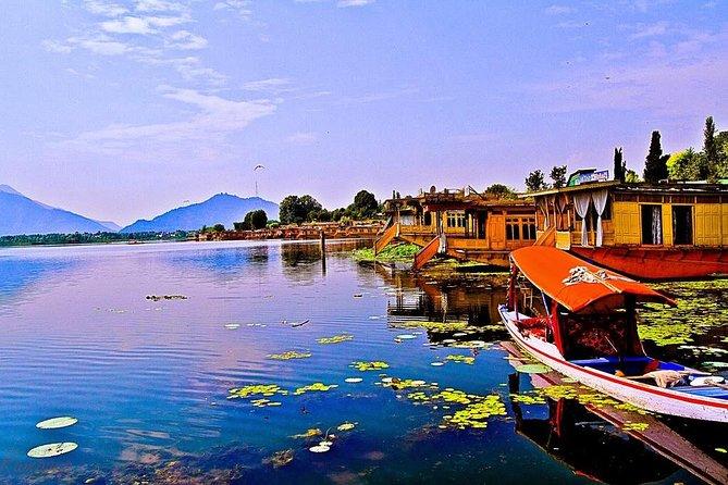 • Kashmir Packages 06 Nights & 07 Days <br> • 01 Night Stay In Deluxe Houseboat <br> • 01 Night stay In Gulmarg <br> • 01 Night stay In Pahalgam <br> • 03 Nights Stay in Hotel at Srinagar <br> • Shikara Ride <br> • Srinagar Local Sight seen <br> • Aru Betaab and Chandwari Sightseen <br> • Gondola First Phase Tickets <br> • Sonomarg Day Trip <br> • Yusmarg Day Trip <br> • Breakfast & Dinner <br> • Toll Taxes Parking <br> • Driver allowances.