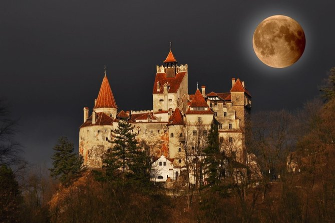 Casual, economic and safe privatetrip from Bucharest to Dracul's Castle, . Enjoy the confort of a privatetravelwith fixed price from\ Bucharest to Brasov county . All transport taxes, fuel surcharges included. Our driver will pick you up from you location in Bucharest or nearby. He will take your luggage and drive you safe tothe destination.The duration of the transport can be between8and10 hours depending on the traffic conditions and the weather. We are flexible - you can choose your stops on the way, the music and all the schedule (departure hour, the spot stops, break time and the return hour.