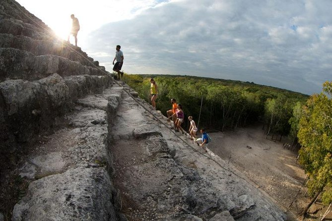 Coba Adventure: ATV, Rappel, Ziplines, Cenote, Archeological Zone Tour, Tulum, Mexico