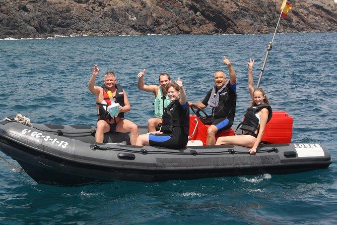Disfrute de una fantástica excursión de buceo de superficie de 1 hora, Lanzarote, ESPAÑA