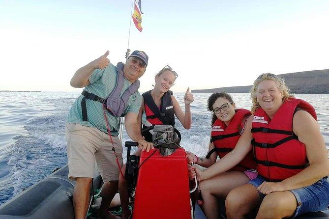 Â¡Alquile nuestra lancha motora (Zodiac) con un motor de 75 CV!, Lanzarote, ESPAÑA