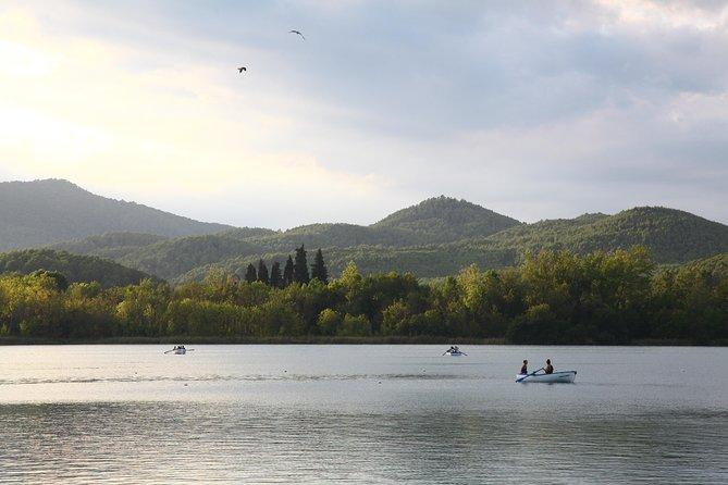 Escapada de un día a Besalú, lago de Banyoles y centro histórico de Garrotxa, Girona, ESPAÑA