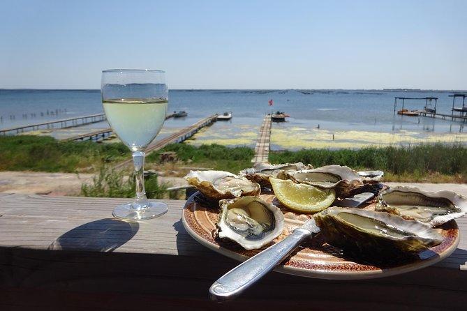 MÁS FOTOS, Culinary break near the Thau Lagoon