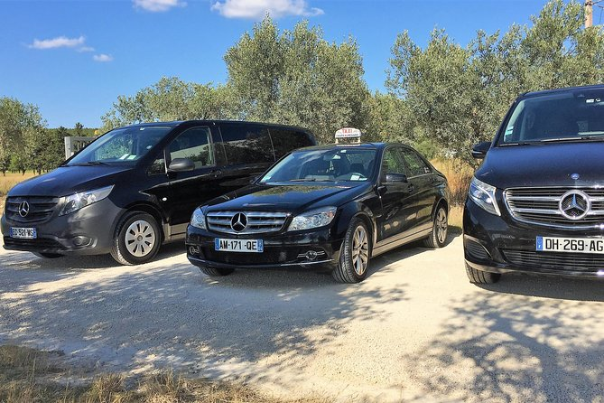Airport transfer from Arles to Marseille Airport, Arles, FRANCIA