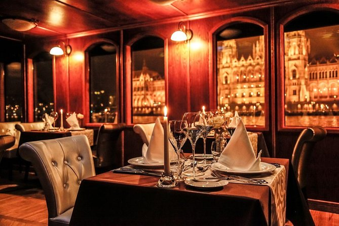 Pannonia Gastroboat - Hungarian gourmet dinner and cruising by Rupichef, Budapest, Hungary