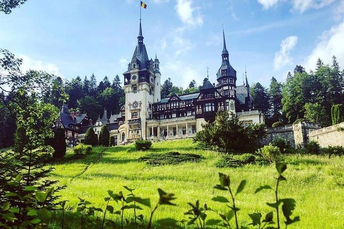 Private tour: Peles Castle, Dracula's Castle & Brasov City, Brasov, ROMANIA