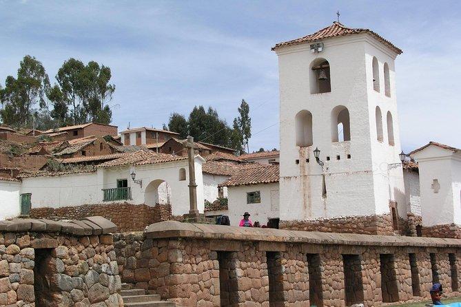 Excursión Privada Al Valle Sagrado, Cusco, PERU