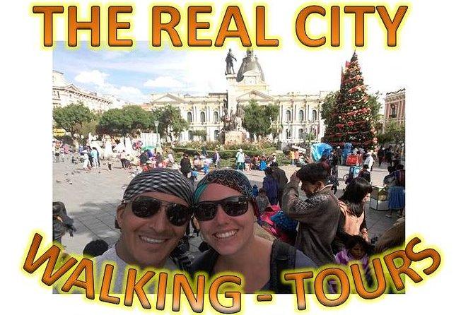 MÁS FOTOS, La Paz City - Half Day - Walking Tour