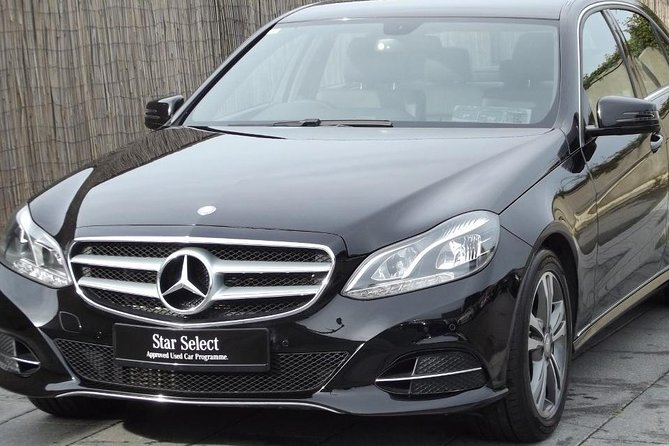 Arriving at Shannon Airport or travelling from Limerick City to Shannon Airport. Your professional private Chauffeur will meet you at your arrivals terminal hall or your location in the city and transport you and your luggage to your destination, Just sit back and relax and enjoy the journey in comfort and style.<br><br>The vehicle and Chauffeur are fully licensed and insured in accordance with The Irish Government Transport Authority.