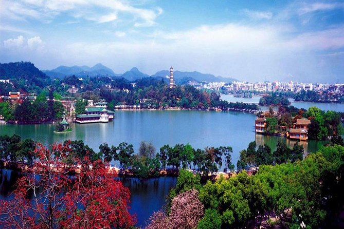 Have a wonderful Hangzhou sightseeing experience based on your personal interests during this private 8-hour tour. You can also follow a suggested itinerary if you like. Accompanied by your private guide, and get to see the top attractions, such as West Lake, Lingyin Temple, Longjing Tea Field, the old Hefang Street or more. Since the tour is flexible based on your interests, attraction entrance fees are at your own cost. A tasty local lunch and private transfer service are included.