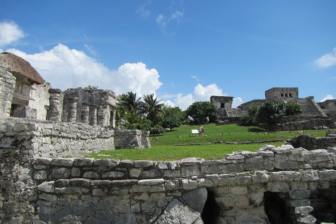 History, nature and adventure, visit the ancient Mayan ruins of Tulum and snorkel with sea turtles and marine life in the Riviera Maya!<br><br>This express Riviera Maya tour brings you to the magnificent Mayan ruins of Tulum with an expert guide to explore ancient history. This walled city atop a cliff overlooking the sea is a beautiful place to learn all about the fascinating Maya civilization.<br><br>After walking in the steps of the ancients, it's time to immerse yourself in the Mexican Caribbean Sea for an out of this world snorkel experience. Dive in to the famous Akumal Bay where you will snorkel with sea turtles and tropical marine life! This tour includes a bilingual guide and all the essential equipment you need. <br>
