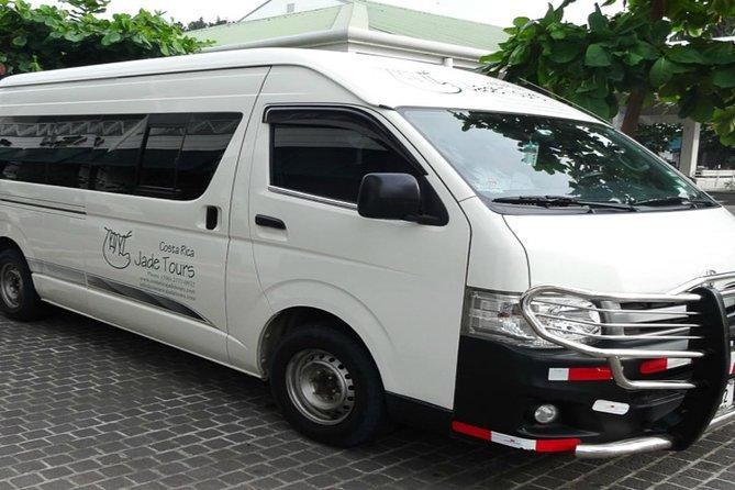 Private One Way Transfer from Arenal, La Fortuna to Manuel Antonio, La Fortuna, COSTA RICA
