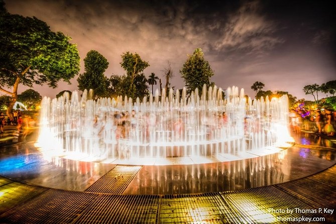 Fantastic Lima: City Tour, Magic Water and Local Dinner Small-Group, Lima, PERU