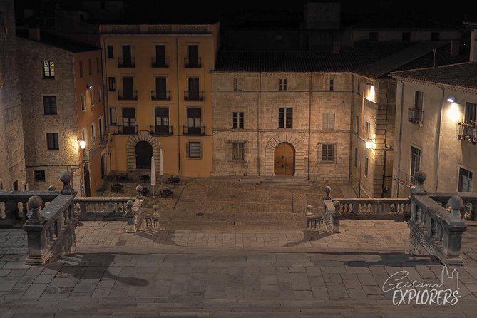 Recorrido privado a pie por Girona con degustación de comida, Girona, ESPAÑA