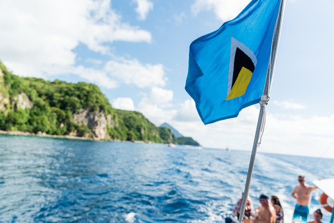 Hop aboard one of our catamarans for an exciting full day of snorkeling. Choose from a variety of different snorkeling sites offered along the West Coast of St. Lucia. Enjoy some history of the locations from your knowledgeable guide as you boat past gorgeous scenery. A buffet lunch and drinks will be provided, as well as all necessary equipment for the day.