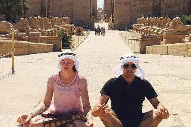 Cairo :Luxor East and West Banks Guided Tour & Overnight Sitting Train, El Cairo, EGIPTO
