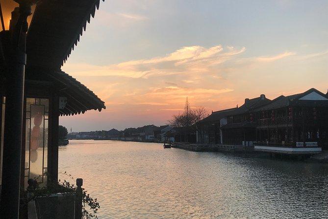 Zhujiajiao Water Village Half Day Coach Tour from Shanghai with Boat Ride, Shanghai, CHINA