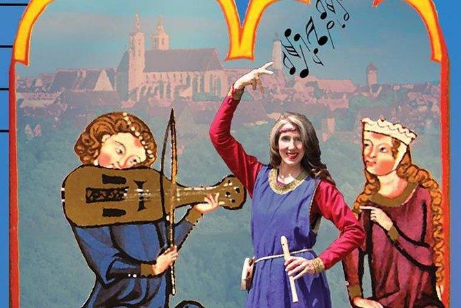 Medieval Musical Tour of Rothenburg ob der Tauber, Rothenburg, Alemanha