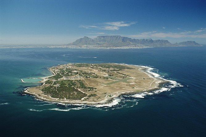 Visita a los asentamientos de Ciudad del Cabo, incluida la isla Robben, Ciudad del Cabo, SUDAFRICA