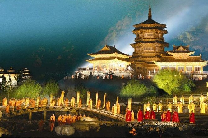 MÁS FOTOS, Private Tour to Songyang Academy and Shaolin Temple with Zen Music Ceremony from Zhengzhou