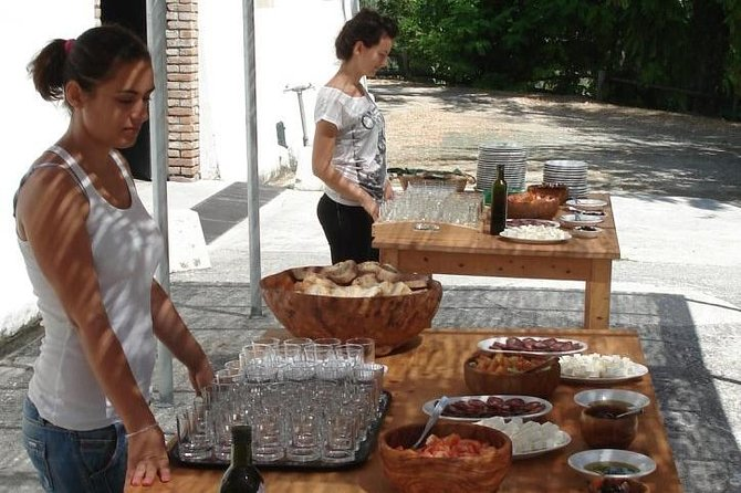 Winery tour with Wine and Olive tasting at Theotoky Estate in Corfu, Corfu, Grécia