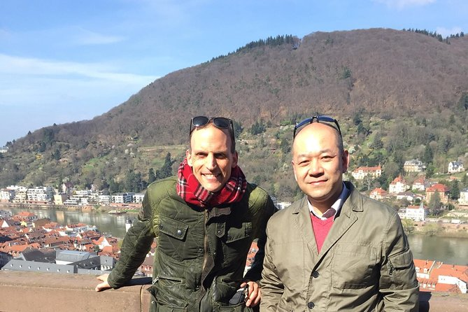Exclusive Private Tour of Heidelberg., Heidelberg, ALEMANIA