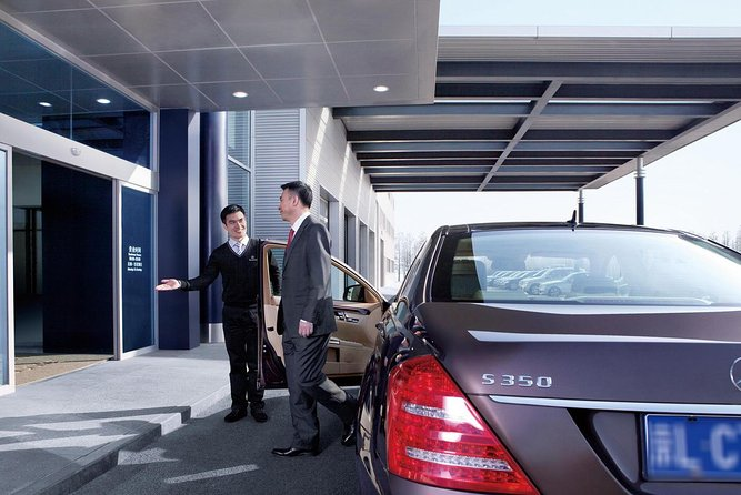 Private Luoyang International Airport Transfer to City Hotels, Luoyang, CHINA