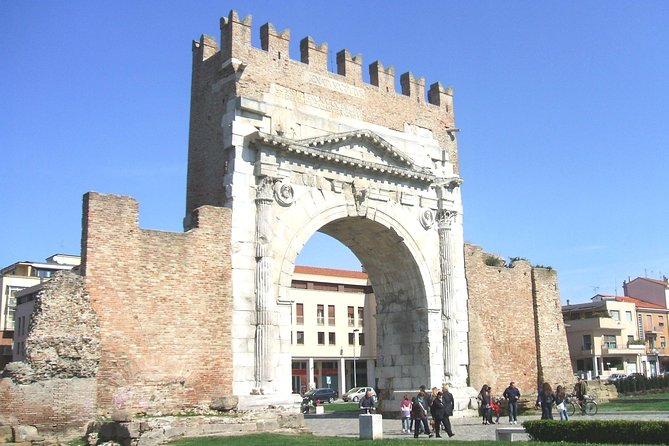 Rimini Tour of Must-See Attractions with Local Top Rated Guide, Rimini, ITALY