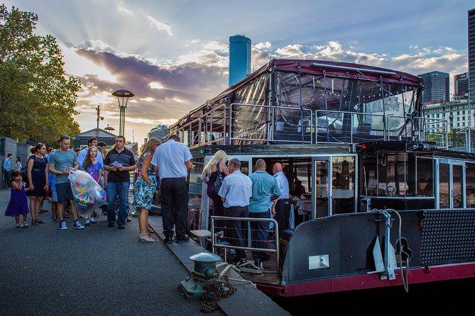 Crucero con cena en el Spirit of Melbourne, Melbourne, AUSTRALIA