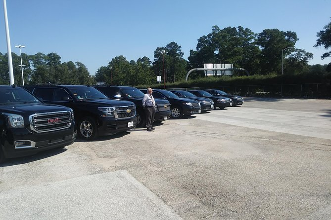 MÁS FOTOS, Car from Houston to Galveston,Houston-Galveston,Black SUV IAH AIRPORT-Galveston