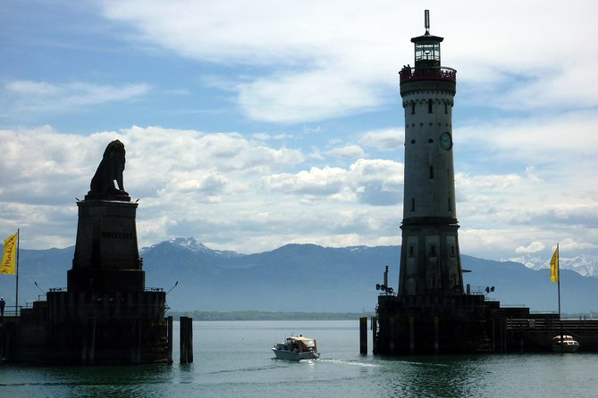 Get to see the breathtaking views in a town that rests on Lake Constance, well known for its old town. You will get to see the Bavarian lion statue at the harbor entrance, a Stone lighthouse alongside the lake, the Thieves Tower and Peterskirche (Church of St. Peter). This is a private guided tour and tour timings can be amended depending on availability.