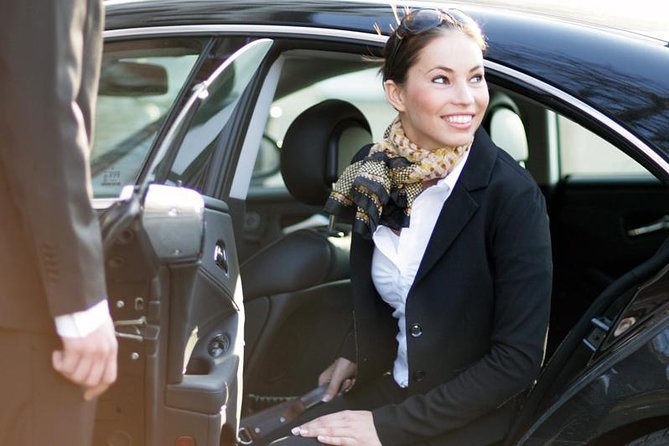 Transfer from the Porto airport to your central Porto accommodation. This private transfer provides you the comfort and safety to reach your hotel.